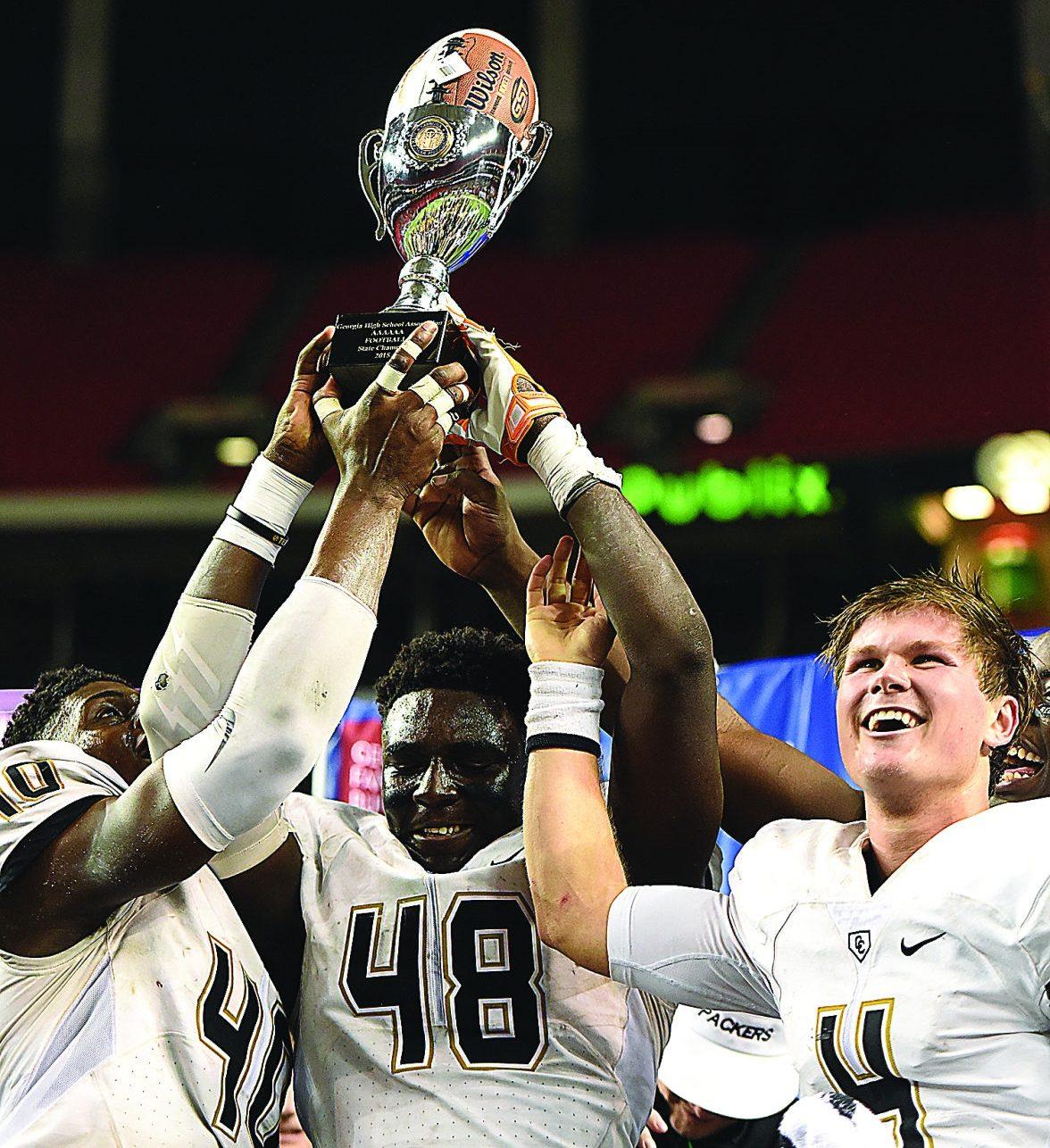 2nd State Championship