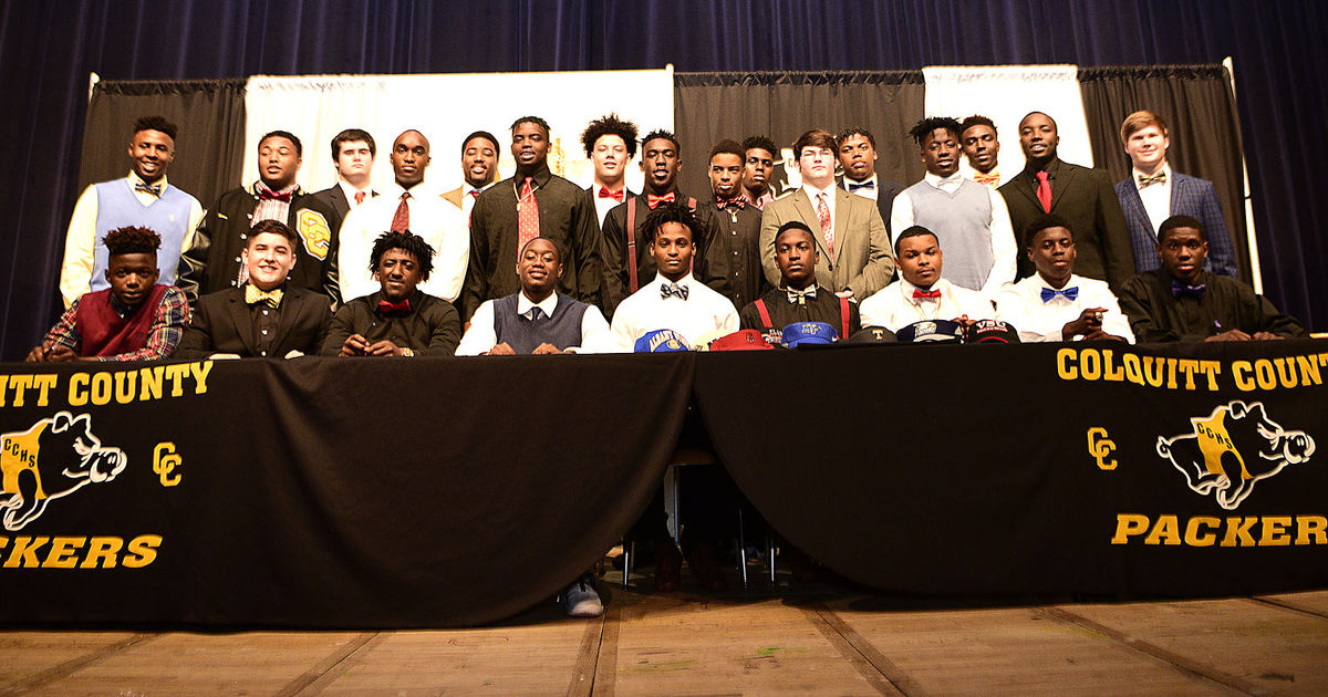 24 Members of State Championship Team Sign to Play Next Year