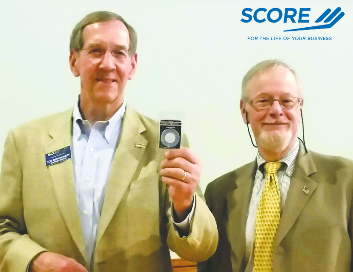 SCORE (Service Corporation of Retired Executives)