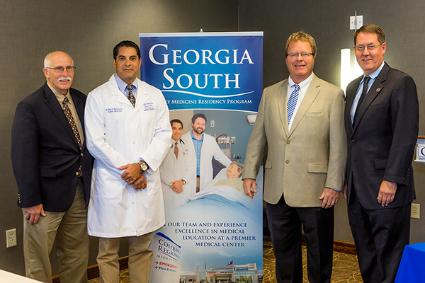 Colquitt Regional Launches Medical Residency Program