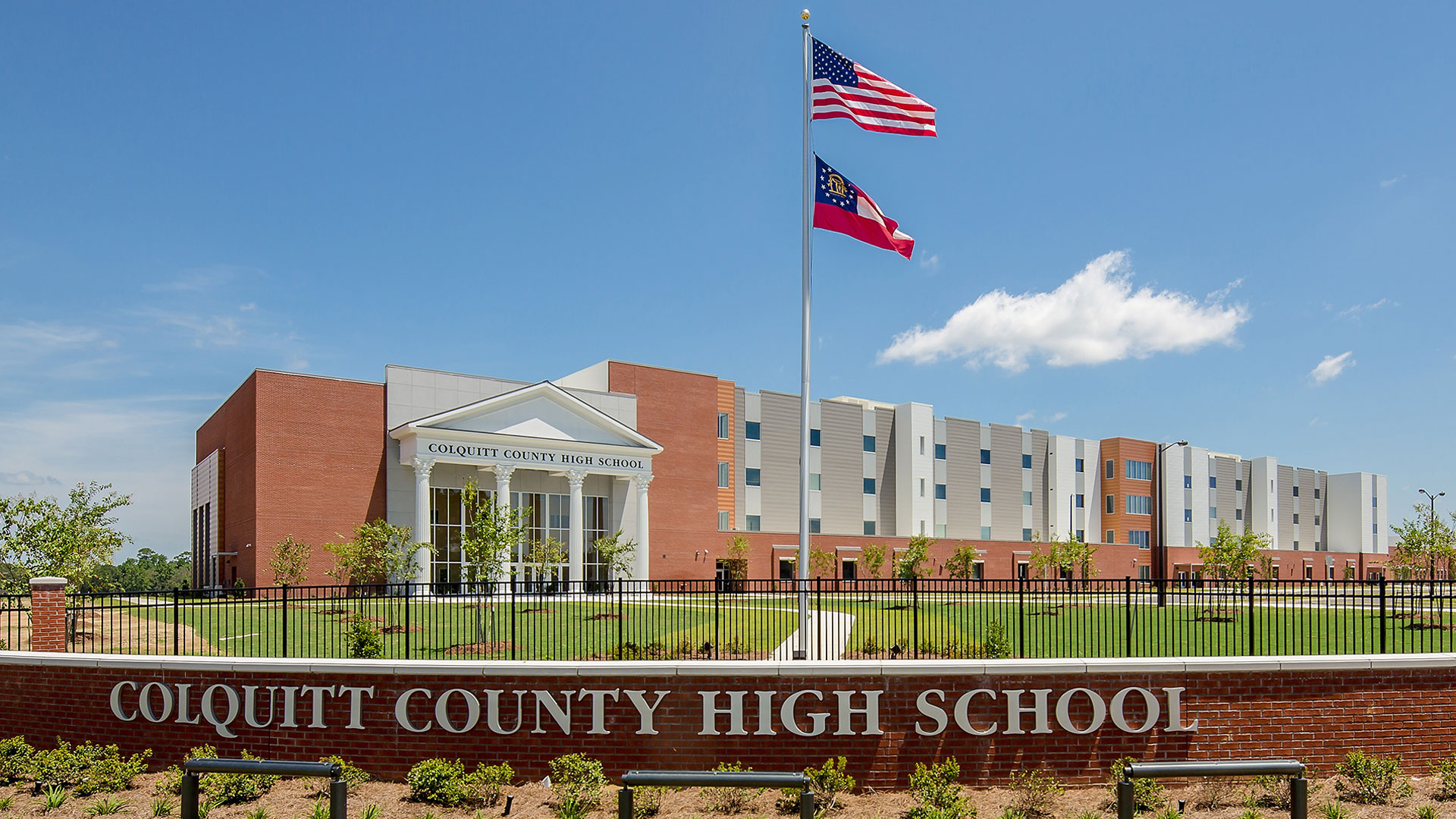 Colquitt County Opens New $45 Million High School